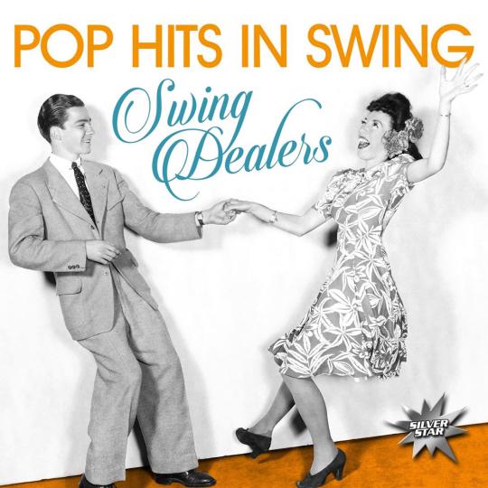 Swing Dealers Pop Hits In Swing. CD