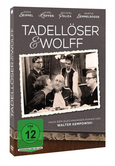 Tadellöser & Wolff. DVD.