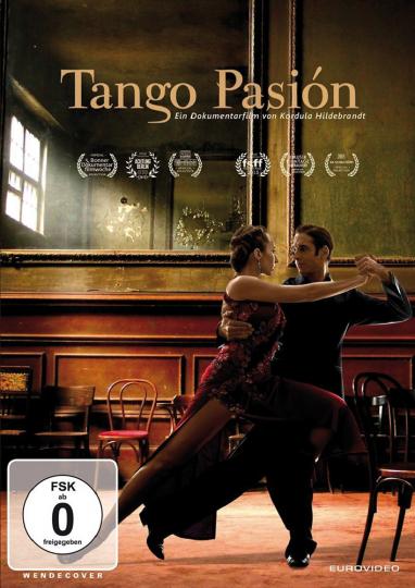 Tango Pasión. DVD.
