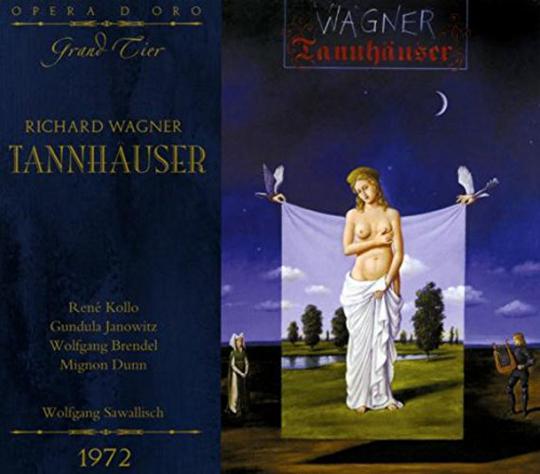 Tannhäuser 3 CDs