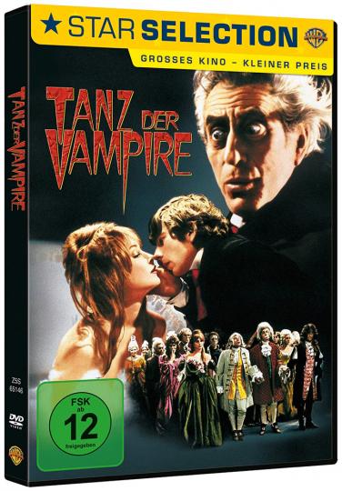 Tanz der Vampire. DVD.