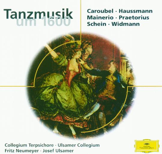 Tanzmusik um 1600 CD