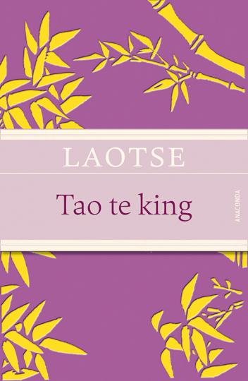 Tao te king - Hochwertige Ausgabe in Iris-Leinen