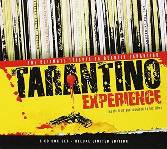 Tarantino Experience Complete Collection (Deluxe Limited Edition). 6 CDs.