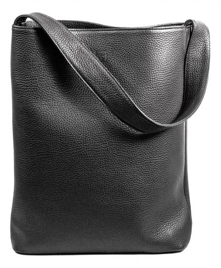 Tasche »Doppelspiel«. Schwarz.
