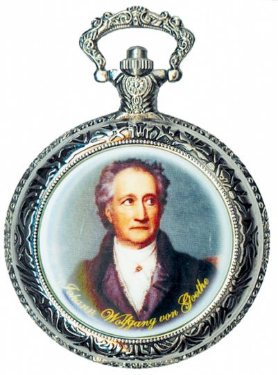Taschenuhr J. W. von Goethe