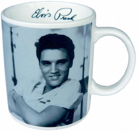 Tasse Elvis Presley - Porzellan