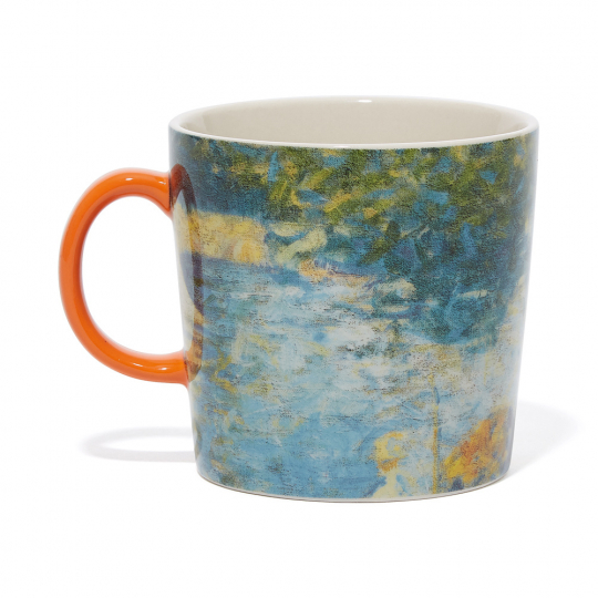 Tasse »Georges Seurat«.