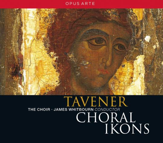 Tavener. Choral Ikons. CD.