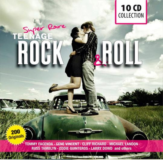 Teenage Rock & Roll. 10 CDs.