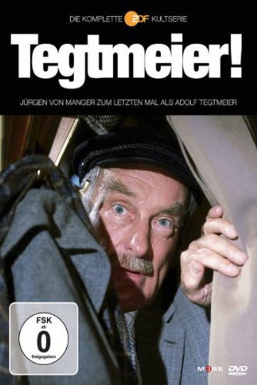 Tegtmeier! - Die komplette TV-Serie. DVD.