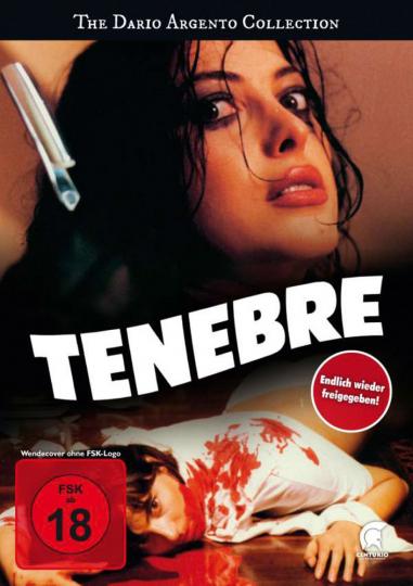 Tenebre. DVD.