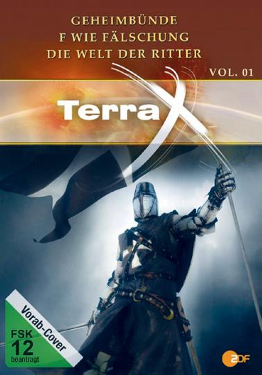 Terra X 3 DVDs