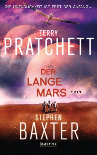 Terry Pratchett. Der Lange Mars. Roman.