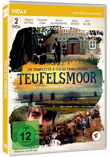 Teufelsmoor (Komplette Serie). 2 DVDs.