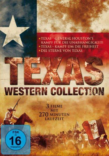 Texas Western Collection. 2 DVDs.