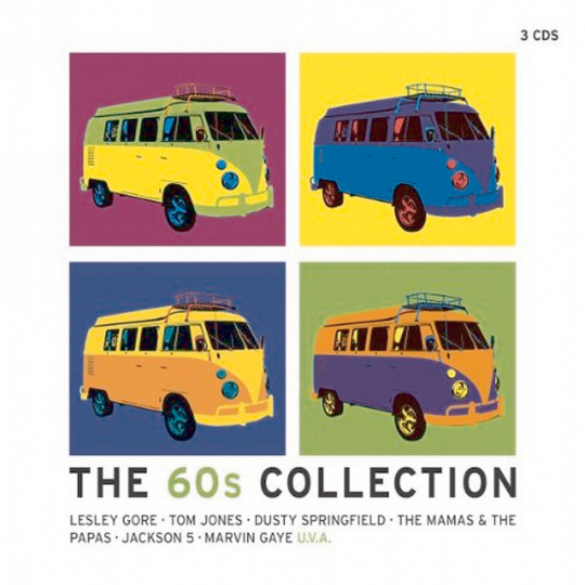 The 60s Collection 3 CDs