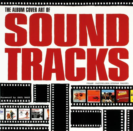 The Album Cover Art of Soundtracks.