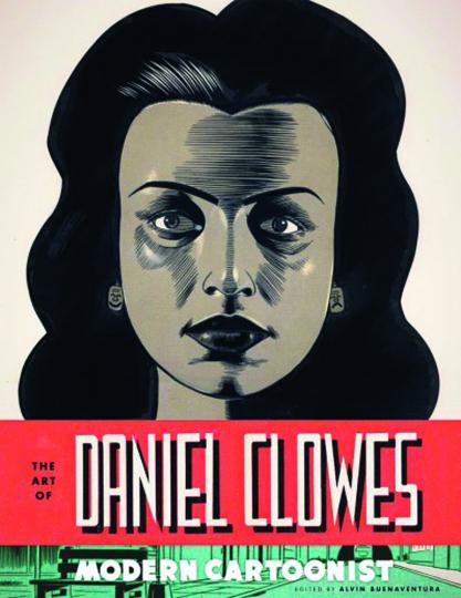 The Art of Daniel Clowes. Ein moderner Cartoon-Zeichner.