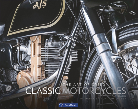 The Art of Speed: Classic Motorcycles.