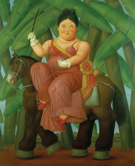 The Baroque World of Fernando Botero.