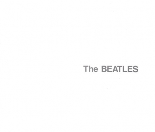 The Beatles. White Album. 2 CDs.