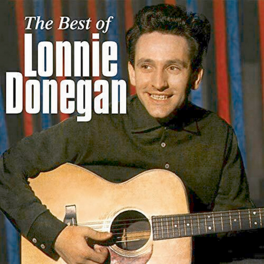 Lonnie Donegan. The Best of. CD.