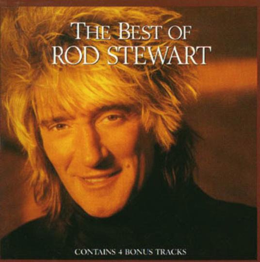 The Best of Rod Stewart. 1 CD.