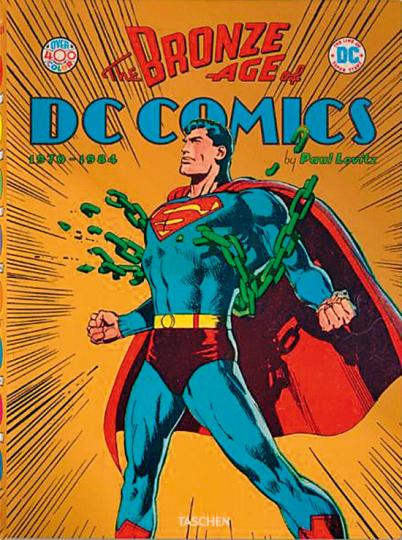 The Bronze Age of DC Comics.