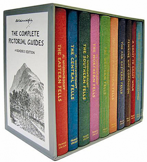The Complete Pictorial Guides. A Readers Edition. Pictorial Guide Lakeland Fells.