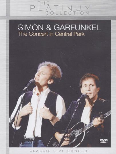 Simon & Garfunkel. The Concert in Central Park. DVD.
