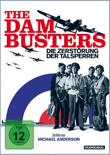 The Dam Busters - Die Zerstörung der Talsperren DVD