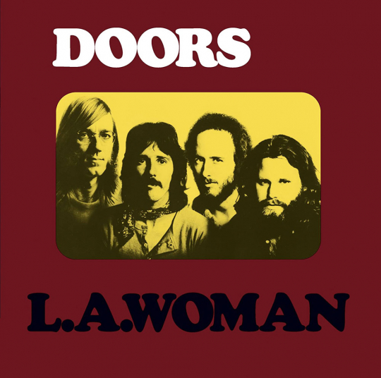 The Doors. L.A. Woman (Expanded & Remastered). CD.