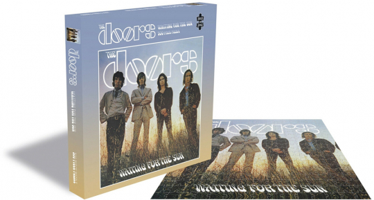 The Doors. Waiting for the Sun.