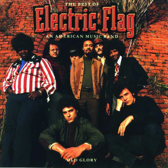 The Electric Flag. The Best Of. CD.
