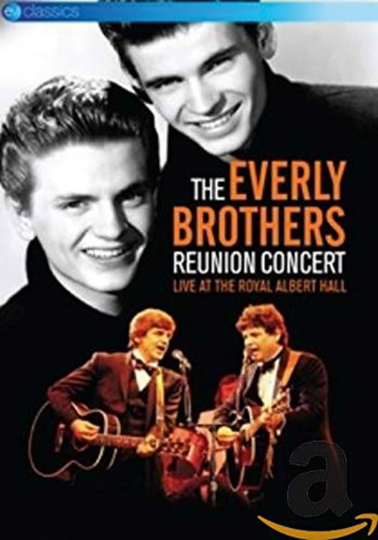 The Everly Brothers - Reunion Concert. DVD.