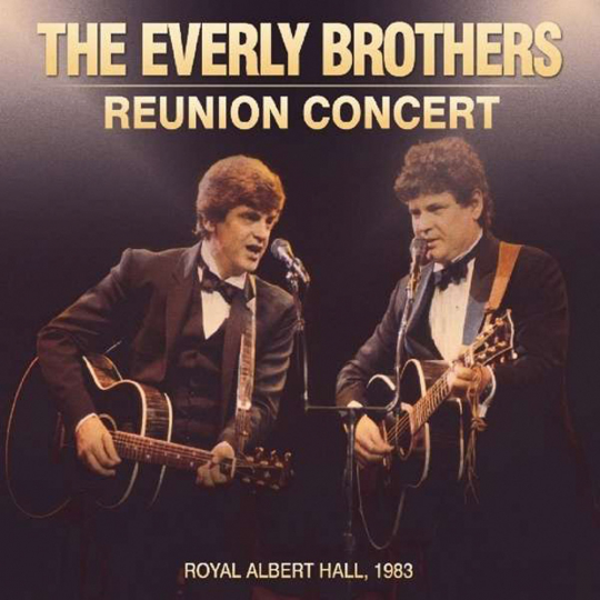 The Everly Brothers. Reunion Concert 1983. 2 CDs.