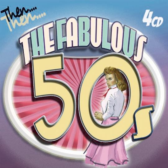The fabulous 50s 4 CDs