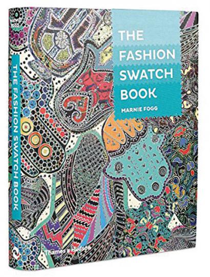 The Fashion Swatch Book. Das Musterbuch für Mode und Stoffe.