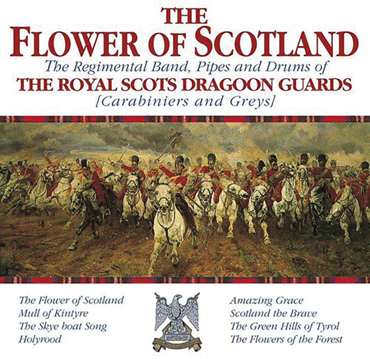 The Flower of Scotland CD