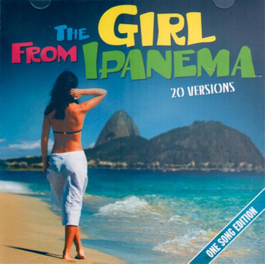 The Girl from Ipanema - Ein Lied - 20 Versionen CD