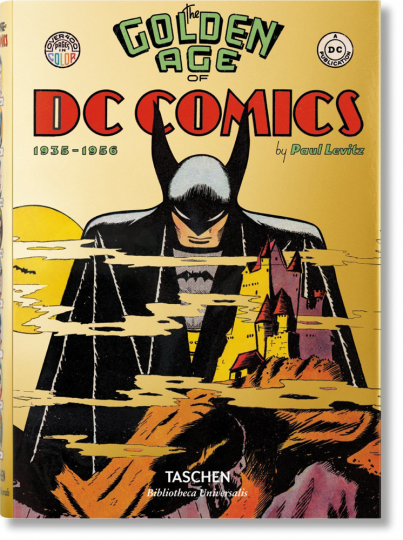 The Golden Age of DC Comics.