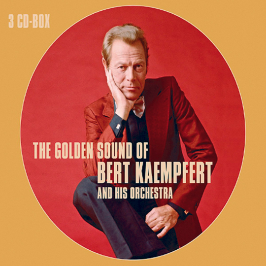 The Golden Sound of Bert Kaempfert 3 CDs