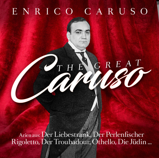 The Great Caruso 3 CDs