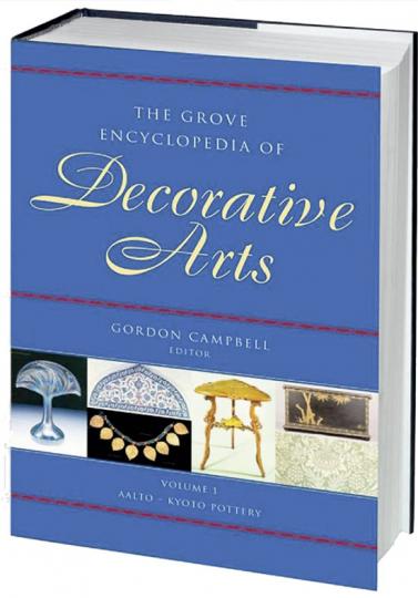 The Grove Encyclopedia of Decorative Arts. 2 Bände.