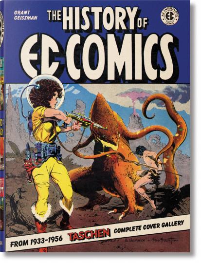 The History of EC Comics.