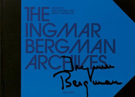 The Ingmar Bergman Archives.