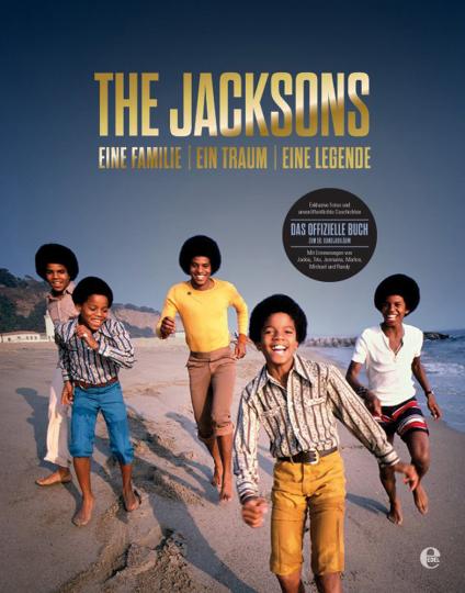 The Jacksons. Eine Familie, ein Traum, eine Legende.