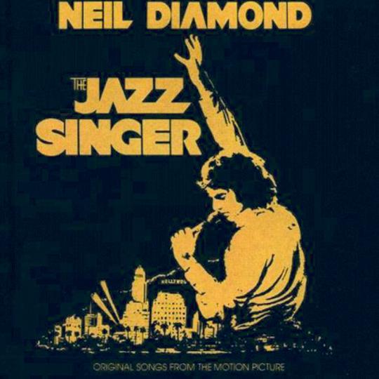 Neil Diamond - The Jazz Singer. CD.