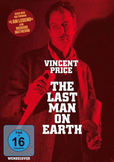 The Last Man on Earth. DVD.